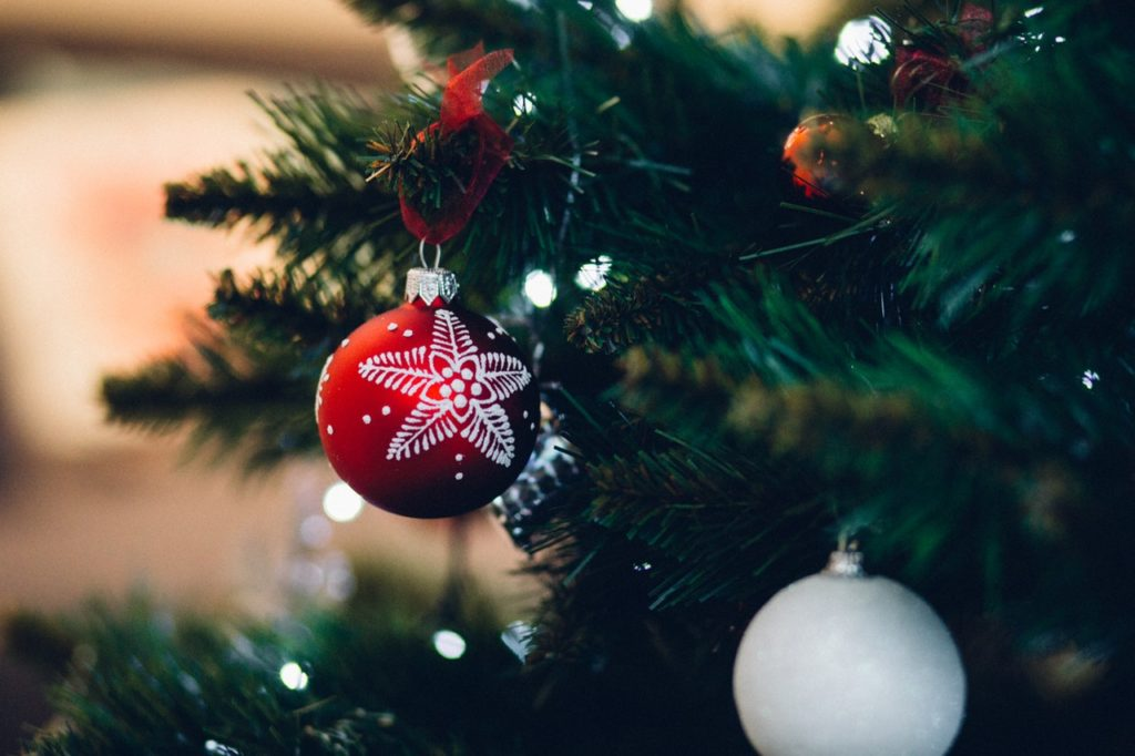 Christmas staff