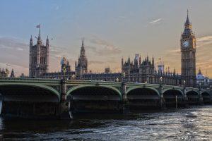 London parliament buidlings